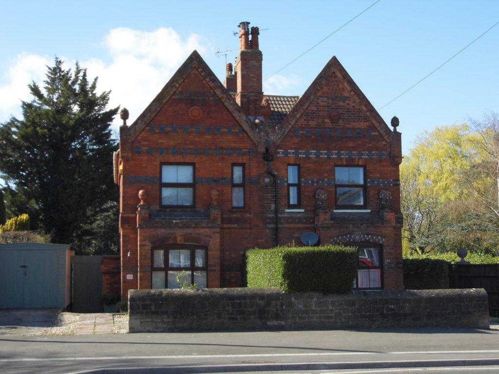 Thomas Turner Swindon Brick-maker - turner's drove road villas aka the catalogue houses