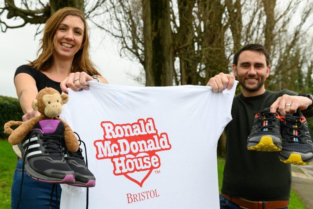 Karl and Charlotte Paul - Swindon Business Men on the Run!
