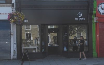 Darkroom Espresso Faringdon Road