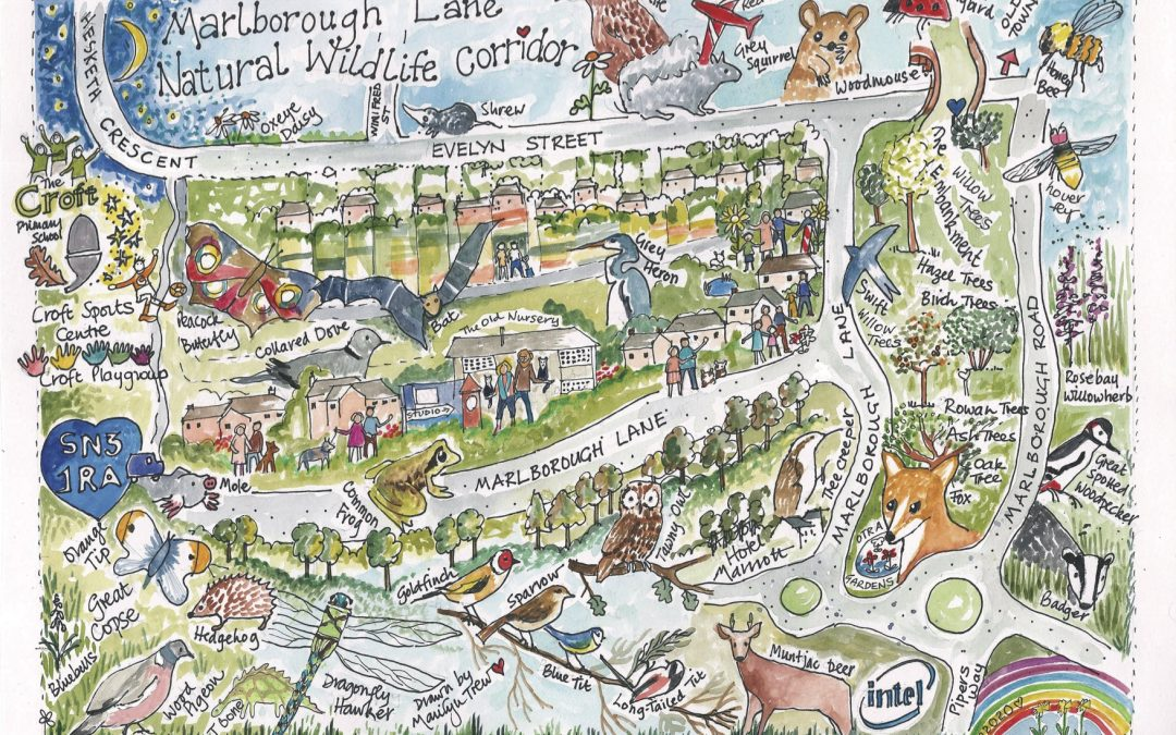 Marlborough Lane Wildlife Corridor