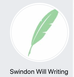 Swindon Will writing logo - a quill pen - My Fave Swindon Businesses