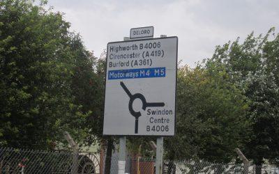 Swindon Roundabouts: Part 1