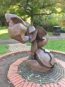 Turtle Storm Sculpture