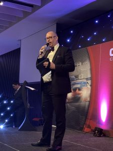 Motorsport Awards Zoom Online - Chris Dawes