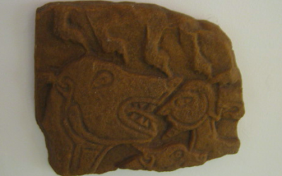 Anglo Saxon Art in Wiltshire