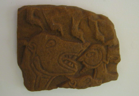 Man and Monster - Anglo Saxon Art in Wiltshire