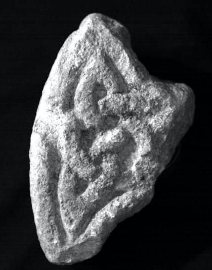 Eysey piece - Anglo Saxon Art in Wiltshire
