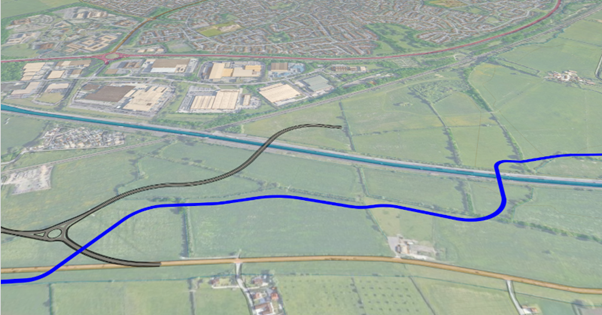 Canal Trust Awarded Feasibility Funding - getting the canal across the M4