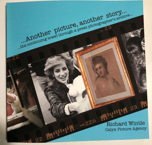 Another Picture - Another Story - the front cover