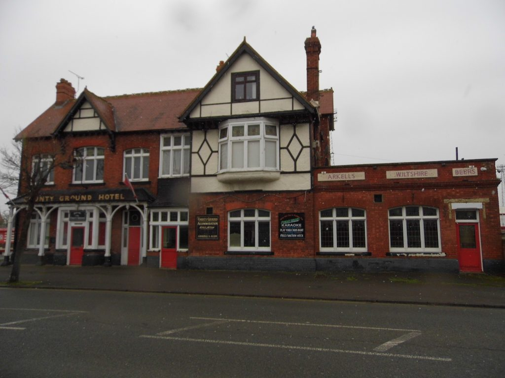 The County Ground Hotel Swindon