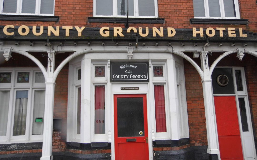 1. The County Ground Hotel Swindon