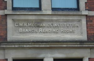 Rodbourne reading rooms
