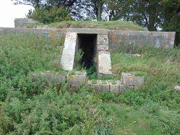 control bunker on liddington hill