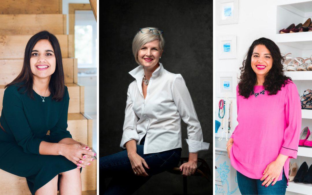 Trio of entrepreneurs expand businesses through Covid