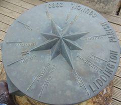 Marker - about liddington hill
