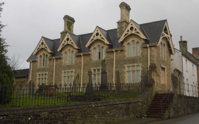 11. Anderson's Almshouses Old Town