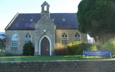 13. Upper Stratton Baptist Church Swindon