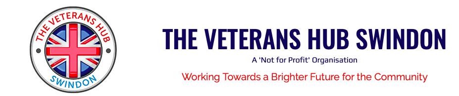 The Veteran's Hub Swindon - screenshot from webite