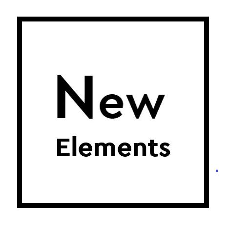 New elements logo