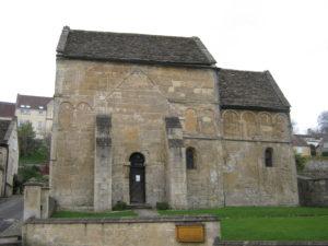 St Laurence' Church Bradford upon Avon
