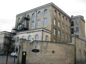 Wollen mills in Bradford upon Avon