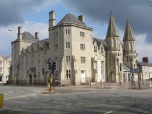 The GWR Barracks 1853-1855