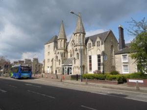The GWR Barracks 1853-1855 Swindon