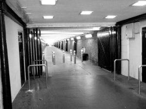 The GWR Workers' tunnel
