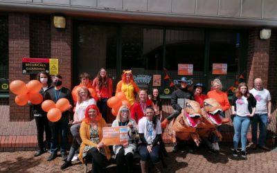 Platform Project goes Orange for Kit Tarka