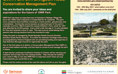 Swindon GWR Park Consultation