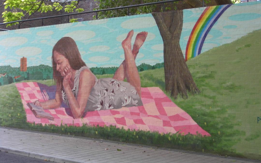 Swindon's Street Art and Murals