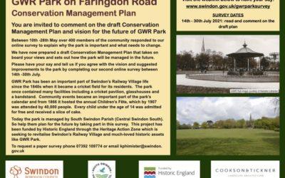 GWR Park Follow-Up Survey