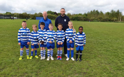 Ted Mortgages Gives Back to Football Club
