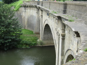 A Kennet and Avon Canal Journey - the dundas aqueduct