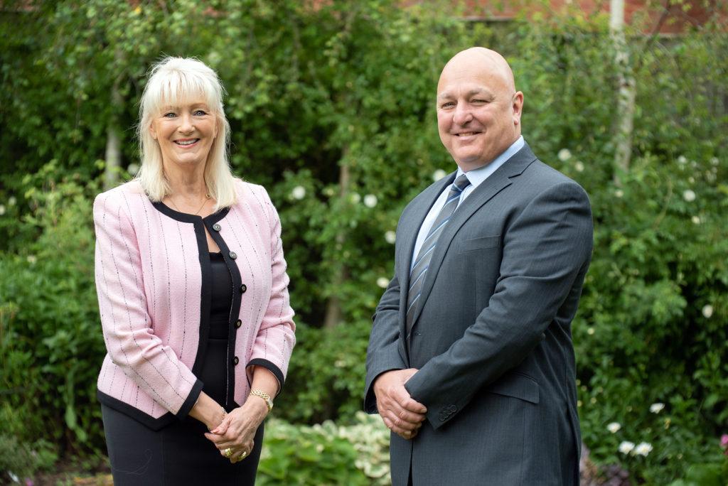 Murder Victim's Mum backs Mike Rees -Mike Rees and Karen