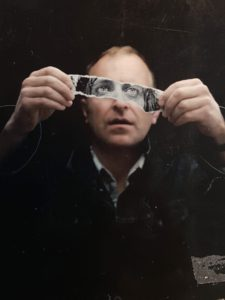 Simon Evans Coming to the Arts Centre - Simon Evans performing his show The Work of the Devil