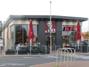 KFC - Unmemorable Dinosaura of Wiltshire
