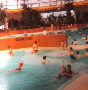 The Oasis in 1978