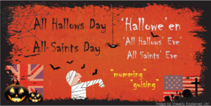 Trick or Treat? A Halloween history Halloween infographic