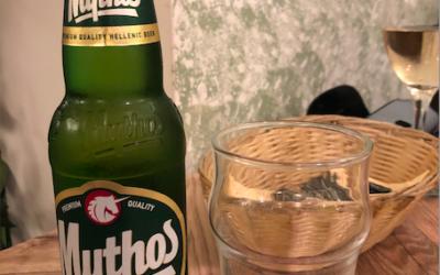 15. Mythos Hellenic Beer