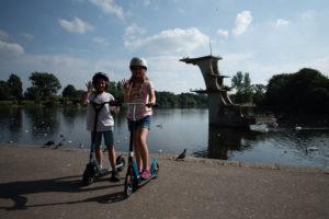 Beat the Street Swindon invites you to Go Active!
