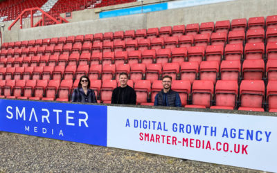 Smarter Media Aligns with STFC