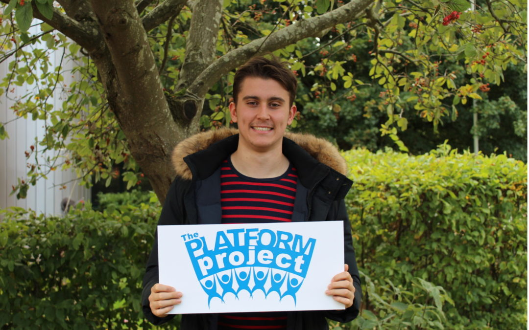 Platform Project Teenage Intern Success