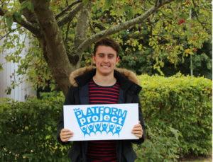 Reuben Bell - Platform Project Teenage Intern Success